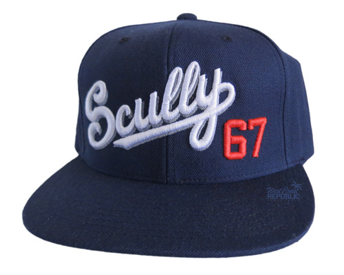 Streetwise Scully Snapback (NVY)