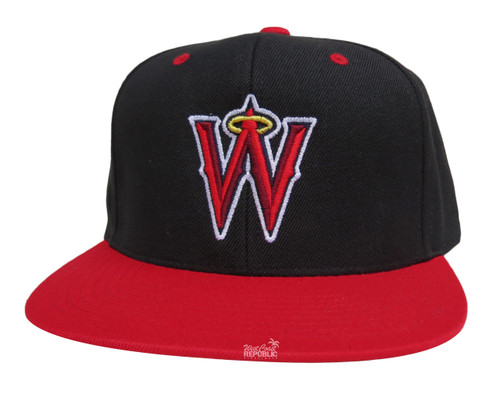 Streetwise Halo W Red/BLK