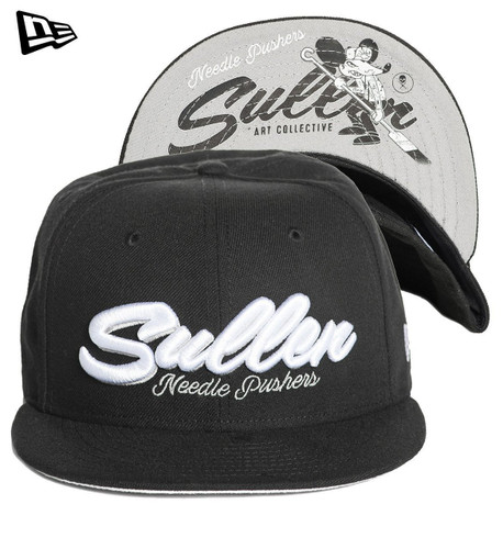 Sullen Needle Pushers Snapback