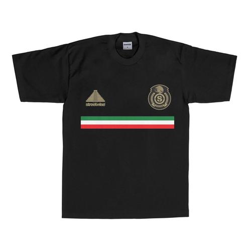 Streetwise El Tri T-Shirt BlK