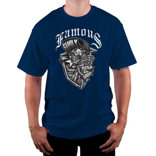 Famous Stars and Straps Creeper T-Shirt