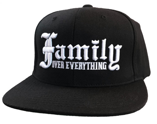 Streetwise Family Snapback hat
