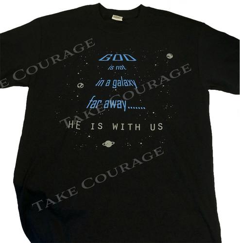 Galaxy - Christian Shirt