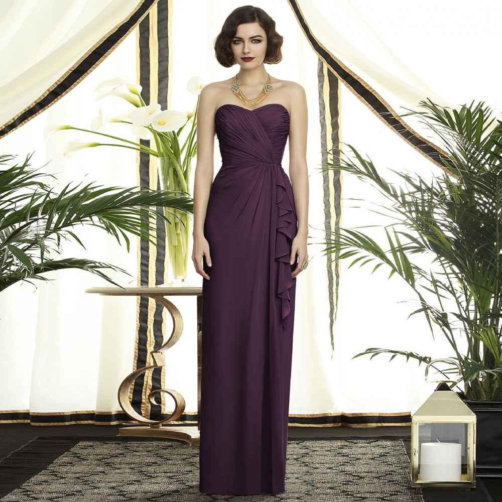Eva Bridesmaid Dress By Dessy