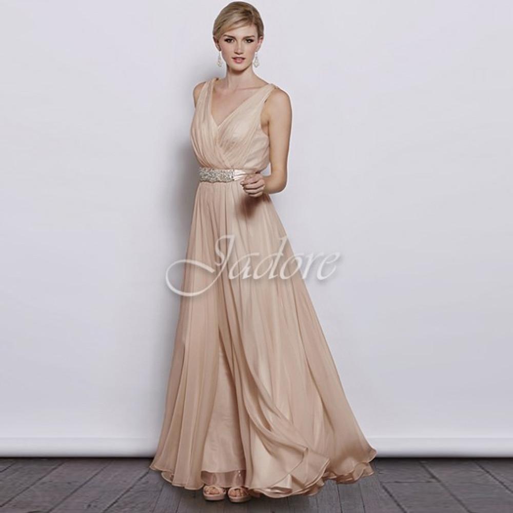 Jadore J3040 Blush Aria Bridesmaid Dress