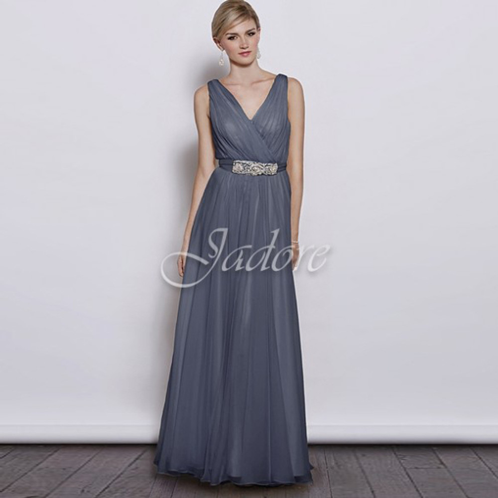 Aria Bridesmaid Dress (3040) by Jadore Evening - 80 colours