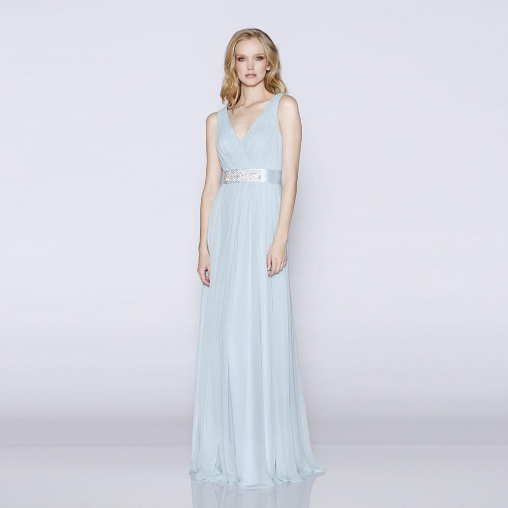Jadore J3040 Aria Dress In Dove By Les Demoiselle