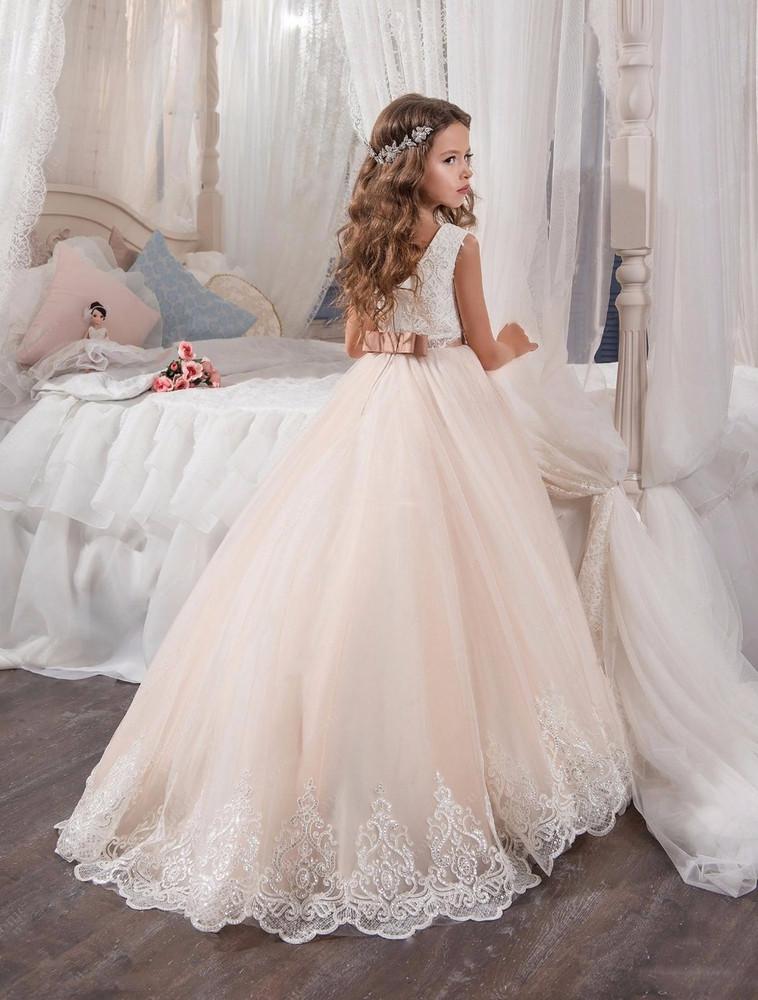 Naomi Flower Girl Dress