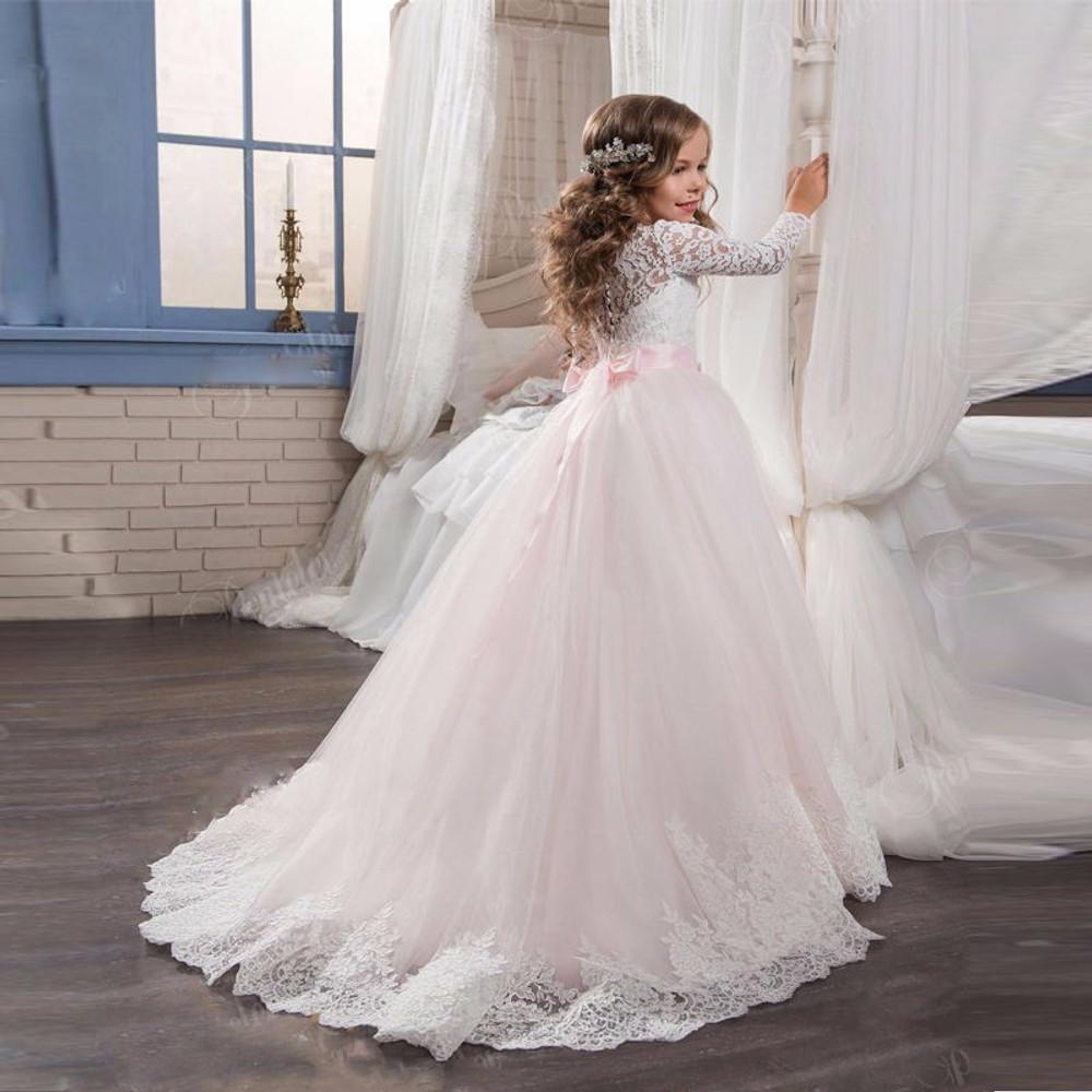 Zoey Flower Girl Dress
