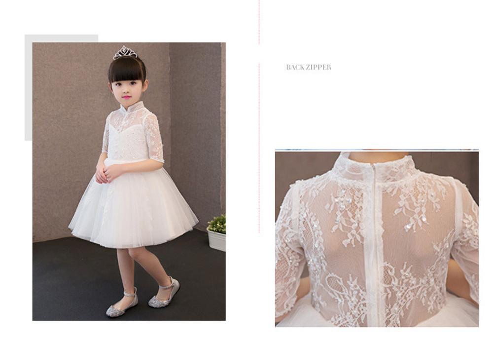 Nova Flower Girl Dress
