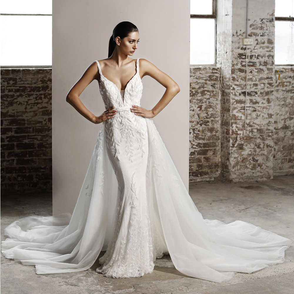 Wedding Gowns Sydney: Bridal Overlay Skirts Wedding Dresses Online Australia