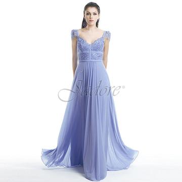 Cornflour Jadore J5006 Bridesmaid Dresses