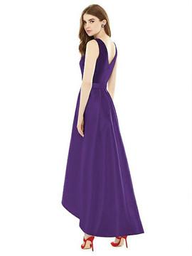 Elaine Dress D723 Alfred Sung