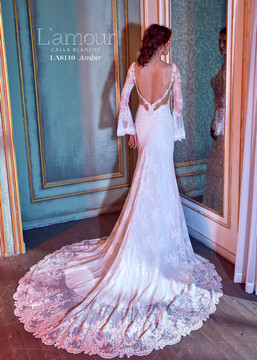 Amber by Calla Blanche Bridal