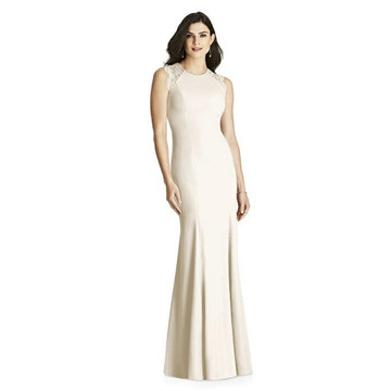 Dessy Dress 3015 in Ivory US12