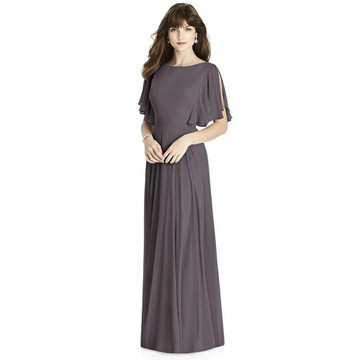 After Six Dress 6778 in Stormy US12