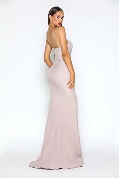 Arya Dress Stone by Portia & Scarlett