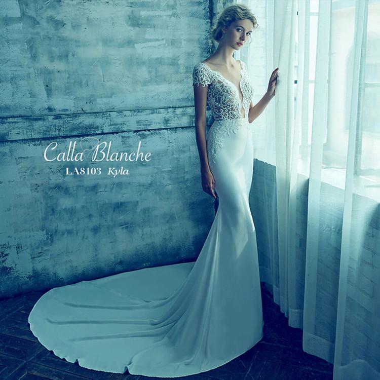 Kyla by Calla Blanche Bridal
