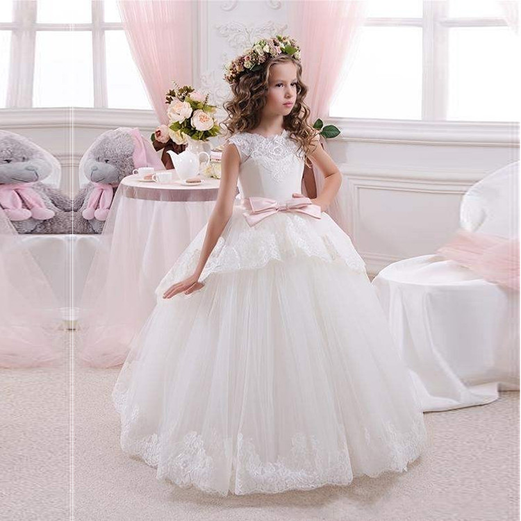 Maddie Flower Girl Dress