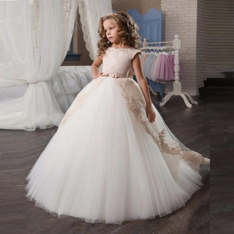 Cindy Flower Girl Dress size 2-14