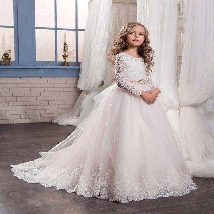 Zoey Flower Girl Dress size 2-14