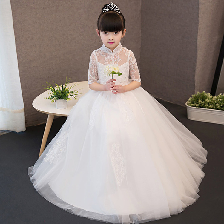 Nova Flower Girl Dress