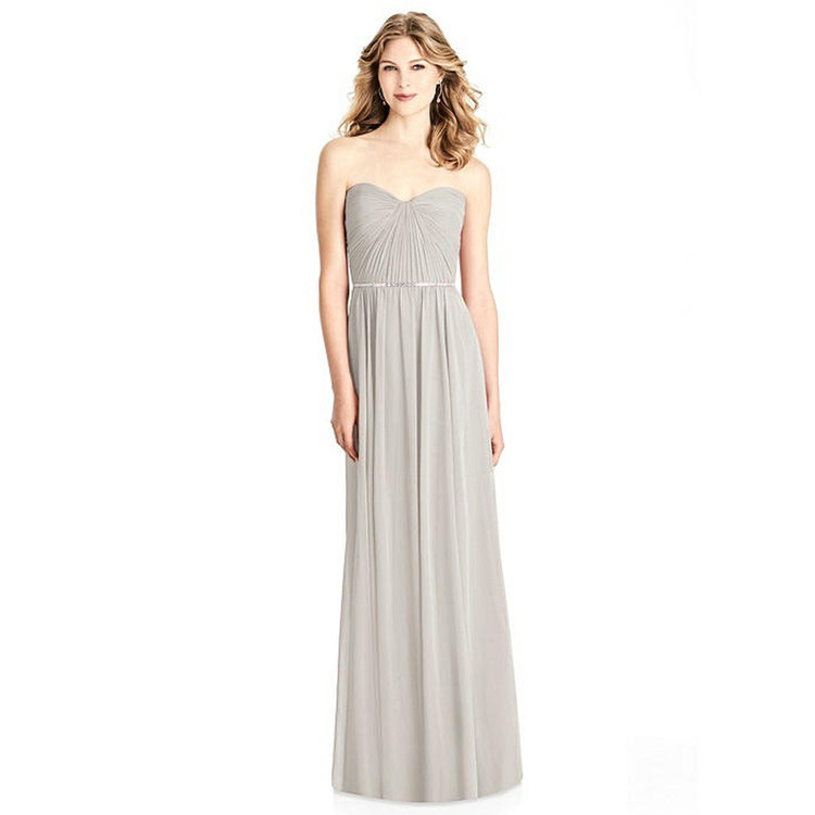 enny Packham Bridesmaids Dress JP1008 in Oyster US10