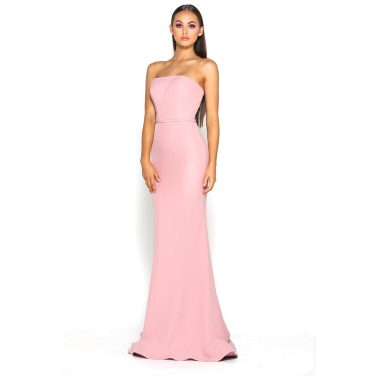 Lilo Gown Blush by Portia & Scarlett