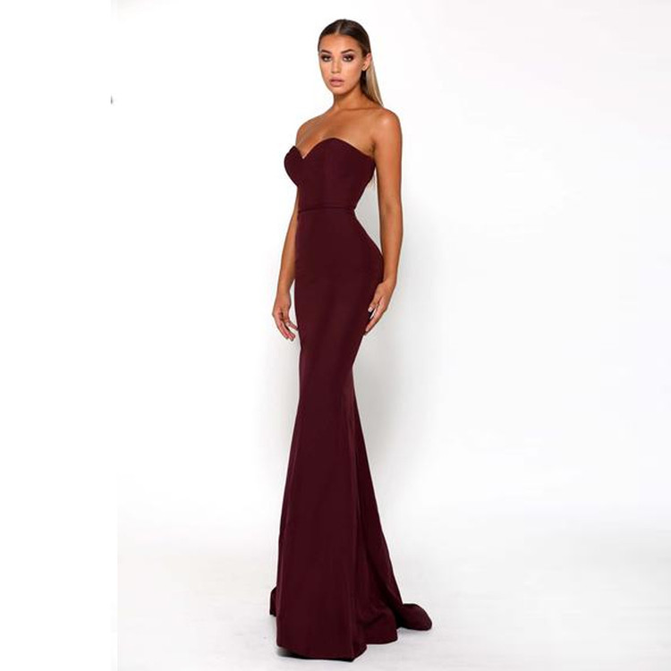 Araya Dress Plum by Portia & Scarlett
