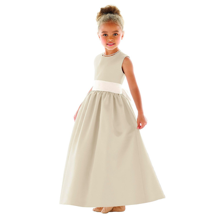 Dessy Flower Girl Dress FL4021