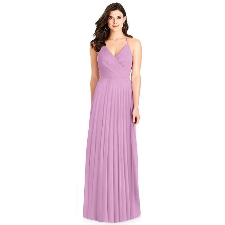 Dessy Bridesmaid Dress 3021
