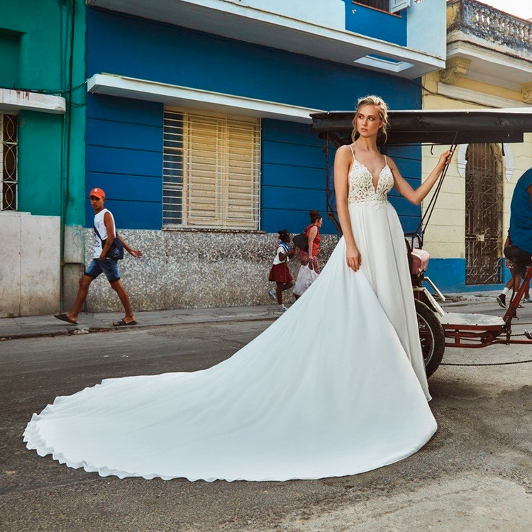 Drew Wedding Gown by Calla Blanche