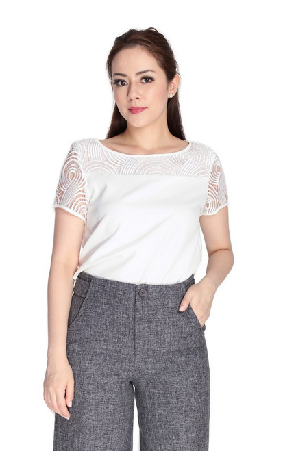 Swirls Panel Top