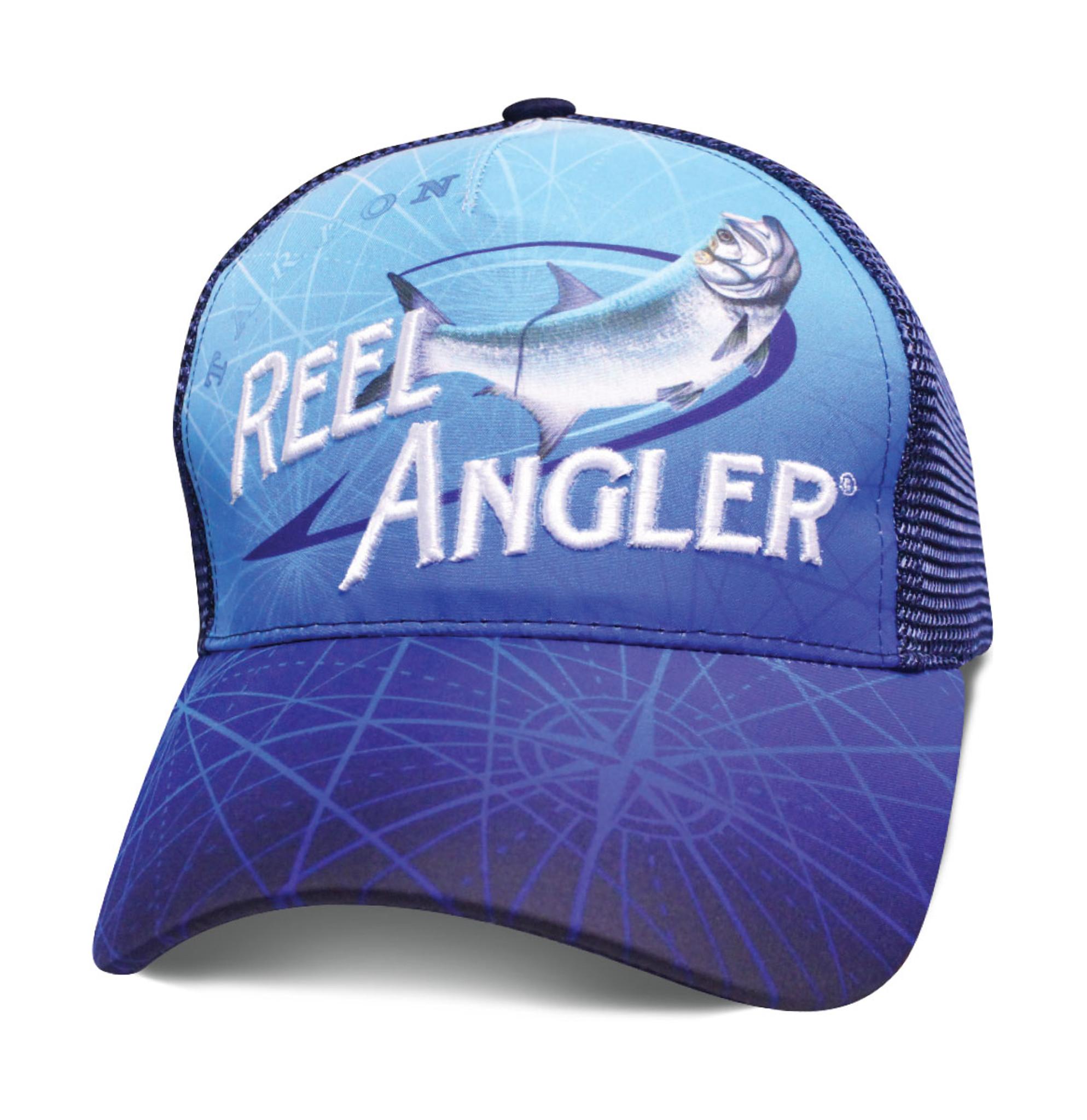 5e3a88b604c74 Reel Angler Chartered Tropics  Tarpon - I Hate Hats