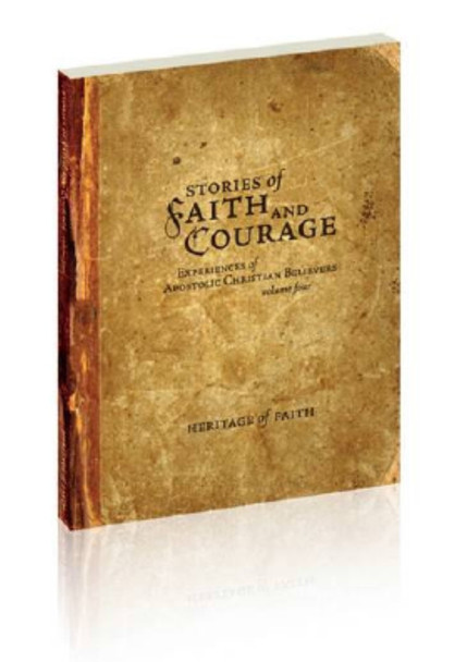 Stories of Faith And Courage Vol 4 Book