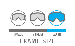 c4284f5ce17 The Harmony Fade Airbrake® XL Snow Goggle salutes the journey and the  commitment athletes make to reach the world stage ...
