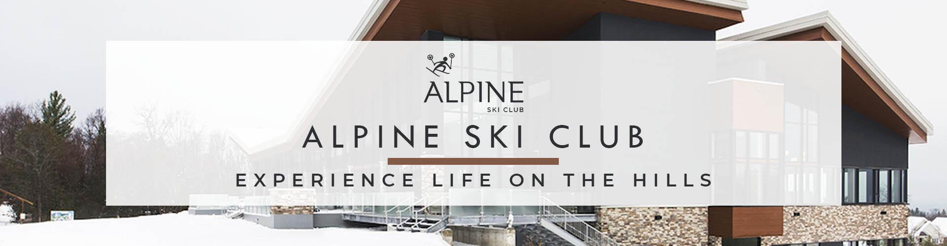 Experience Alpine Ski Club Contest