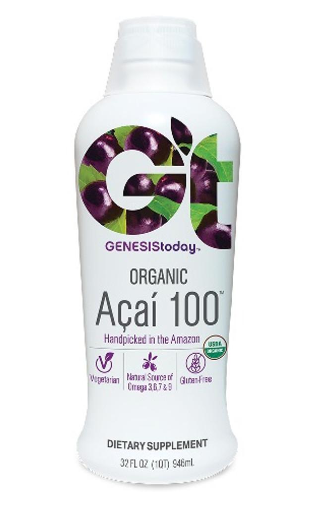 Pure Organic Acai Berry Juice