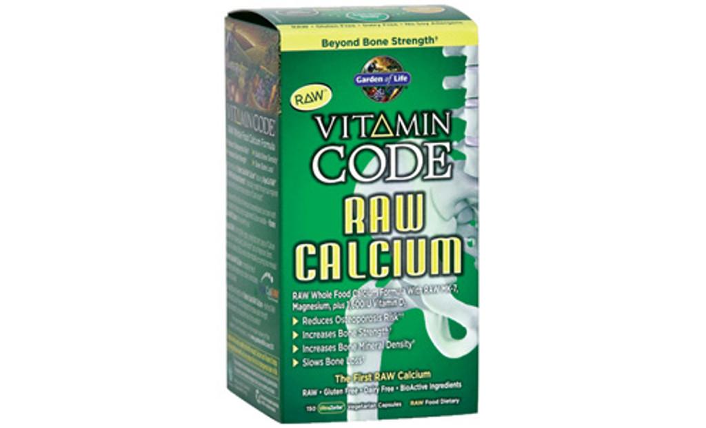 Garden of Life RAW Calcium