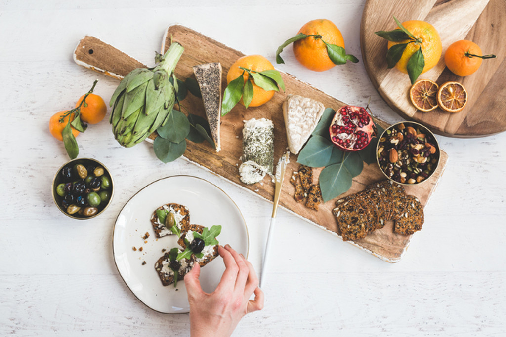 Superfood Recipes for Your New Year's Eve Party