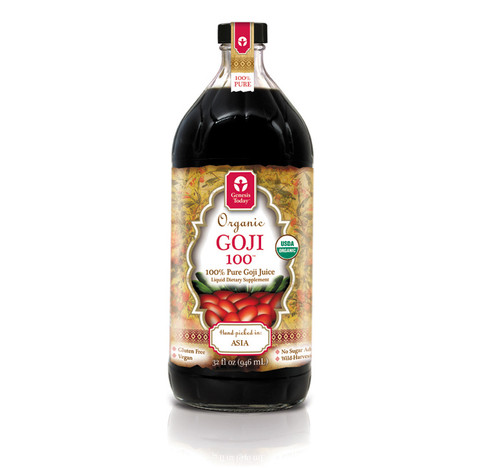 Pure Organic Goji Berry Juice