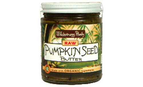 Wilderness Poets Raw Organic Pumpkin Seed Butter