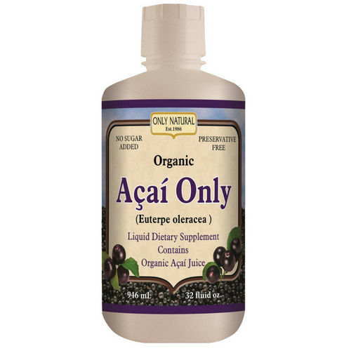 Only Natural Organic Acai Juice