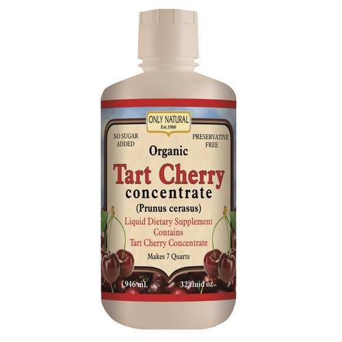 Only Natural Organic Tart Cherry Concentrate