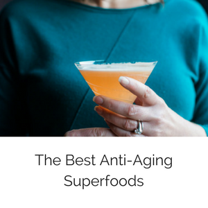 Blog best Anti-aging Superfoods