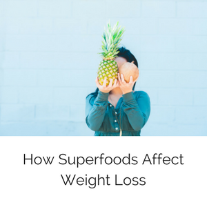 from the blog how superfoods affect weightloss