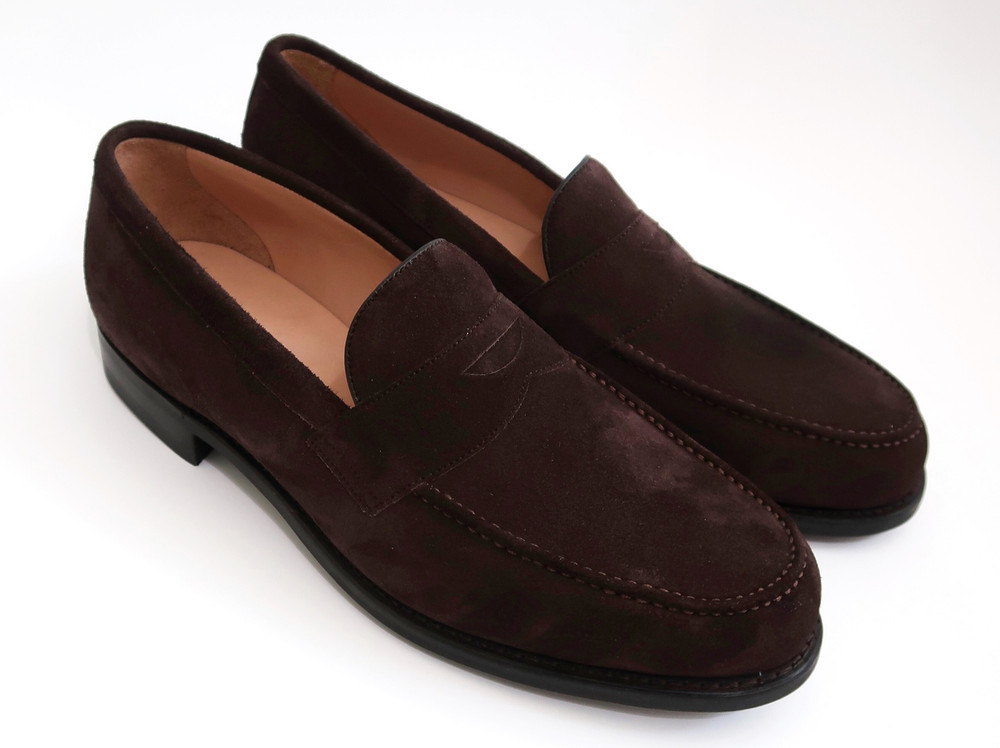 Sussex - Brown Suede - F