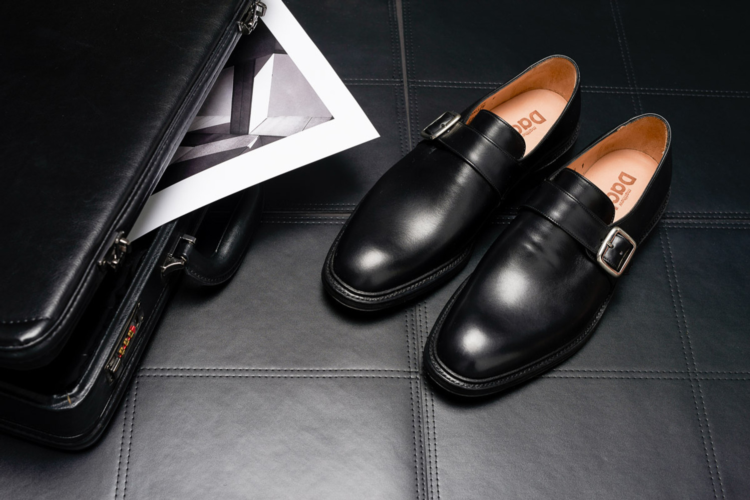 ​Monk Straps are for the Modern Man