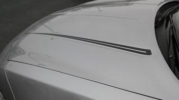 RIVE | Dodge Charger Side Stripes MATTE BLACK 3M 2015-2018