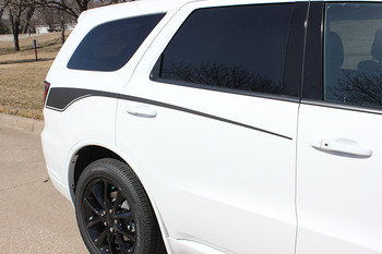 DURANGO PROPEL SIDE | Dodge Durango Side Stripes 2011-2018 | FCD